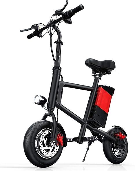 MMJC Plegable para Adultos Scooter Eléctrico, Smart Meter ...