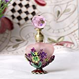 H&D Vintage Magical Violet Refillable Mini Empty