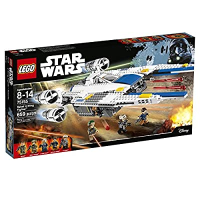 LEGO STAR WARS 2016 Rogue One Rebel U-Wing Fighter Item # 75155
