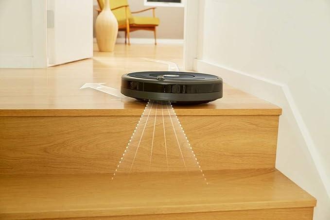 Compatible iRobot Roomba - Robot Aspirador Irobot Roomba 676 Negro: 291.72: Amazon.es: Hogar