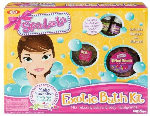Ideal Spa La La Exotic Bath Kit