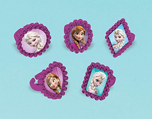 Jewel Ring | Disney Frozen Collection | Party Accessory]()