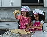 JaxoJoy Complete Kids Cooking and Baking Set - 11
