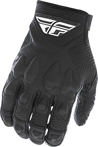 Fly Racing Unisex-Adult Patrol XC Lite Gloves (Black, Size 13)
