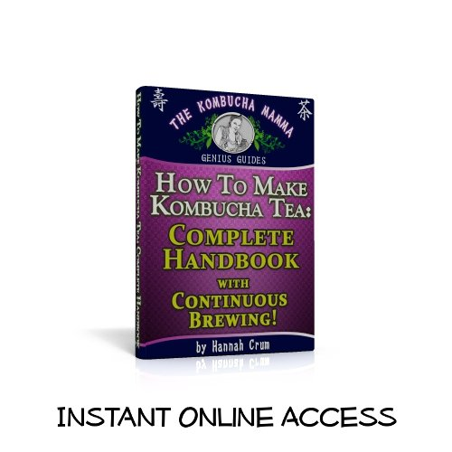 KKamp Continuous Brew Kombucha COMPLETE PACKAGE - Stainless Steel w/ Wood Stand + Essential Heat Strip by Kombucha Kamp (Image #7)
