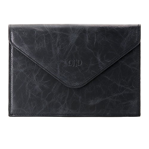 (Otto Italian Leather Women's Hooded Clutch – RFID Blocking, Multiple Credit, Debit Business Card Slots)