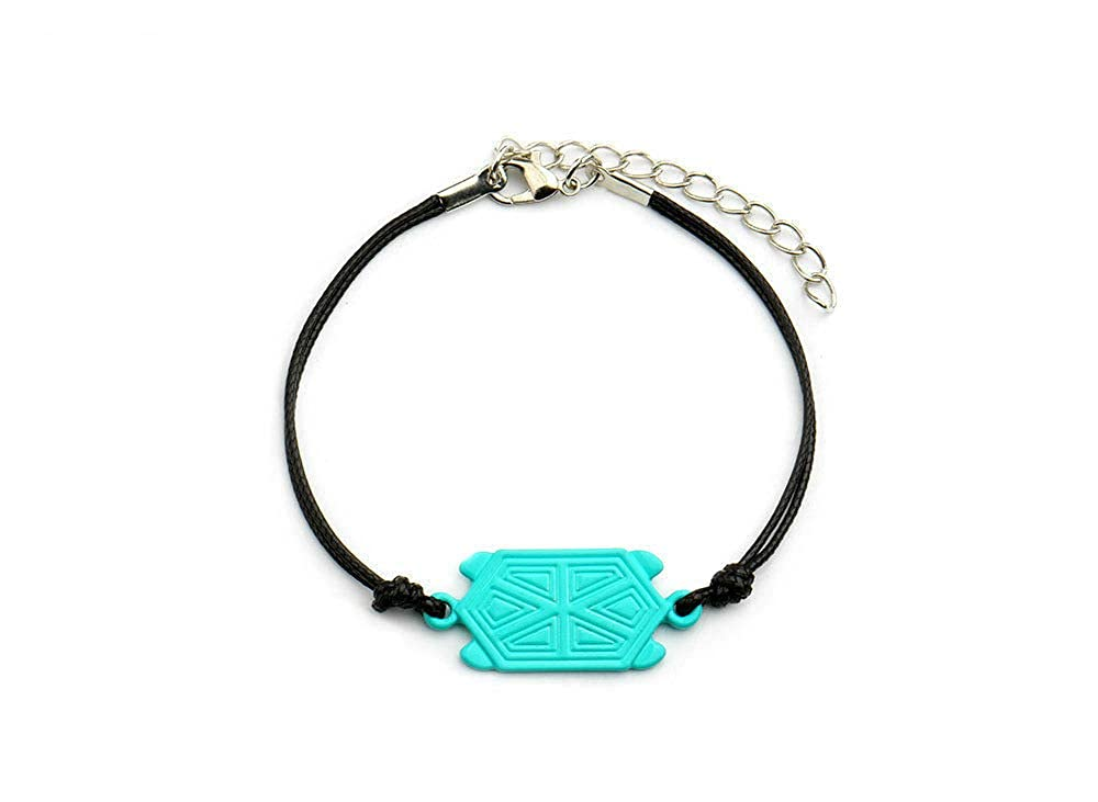 Turtle Charm Bracelet with Rope Tortoise Ladybug Cat Noir Costume Cosplay