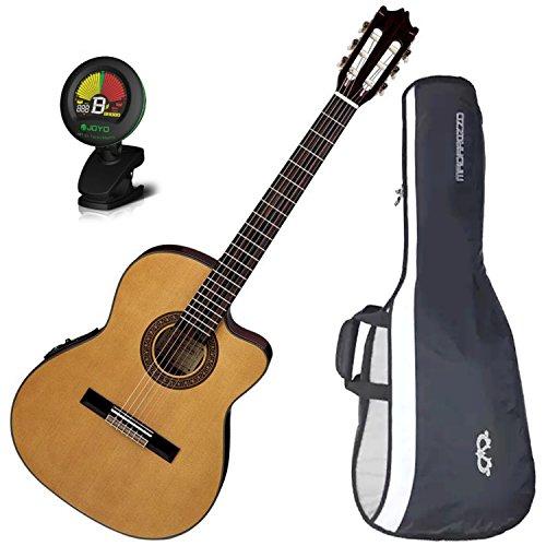 Ibanez GA5TCE Classical Acoustic-Electric Guitar w/ Gig Bag