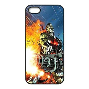 Deathlok Comic iPhone5s Cell Phone Case Black Fantistics gift A_074342