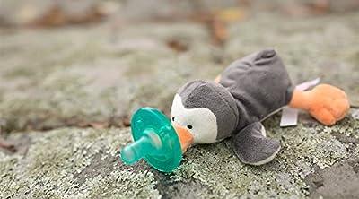 Wubbanub Infant Pacifier - Baby Penquin