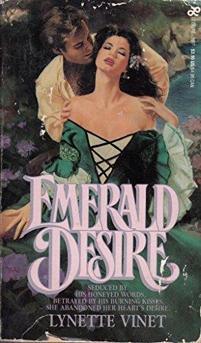 book cover of Emerald Desire