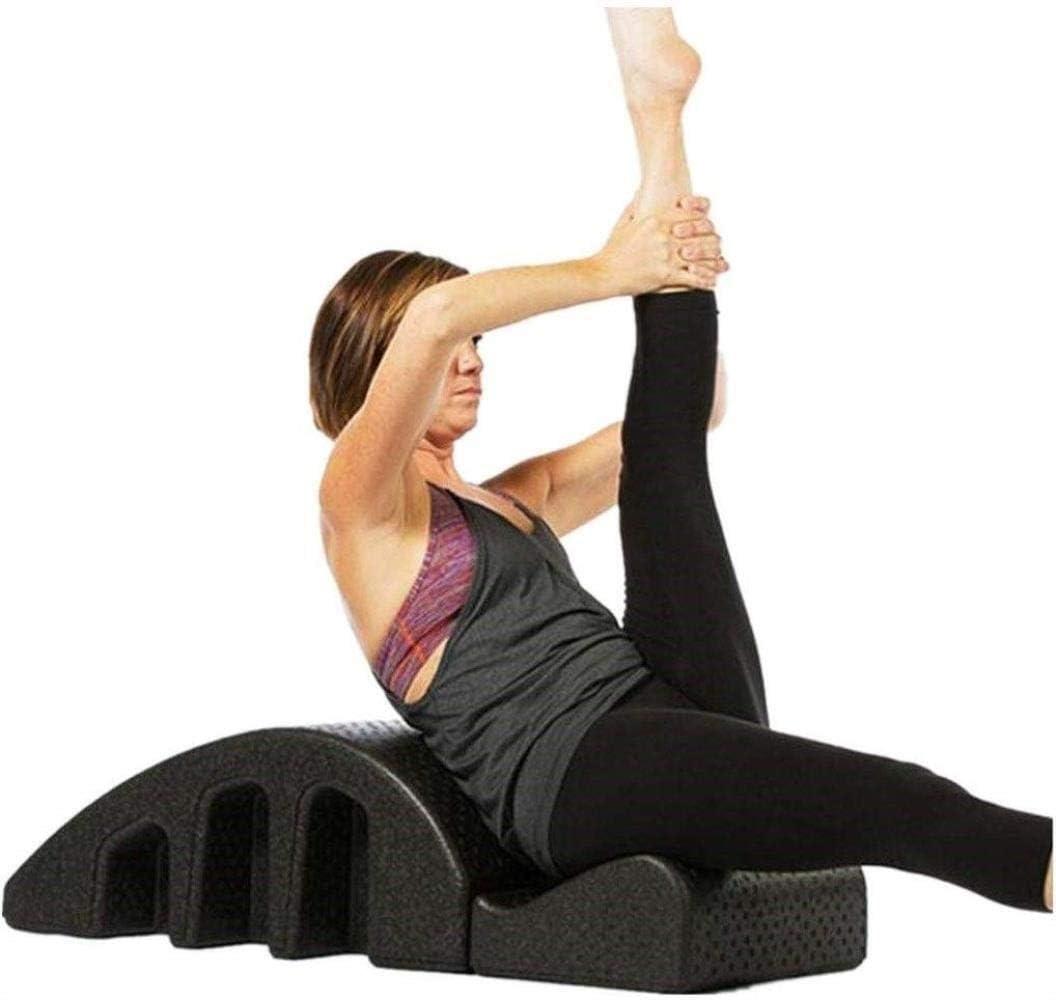 YF-SURINA Equipo deportivo Cama de masaje Órtesis espinal Cama de masaje, Pilates Corrector de vértebra cervical Yoga Corrector de columna cervical Arco