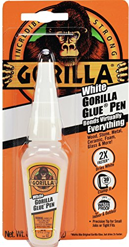 Gorilla White Gorilla Glue Pen.75 oz, (Pen Epoxy)