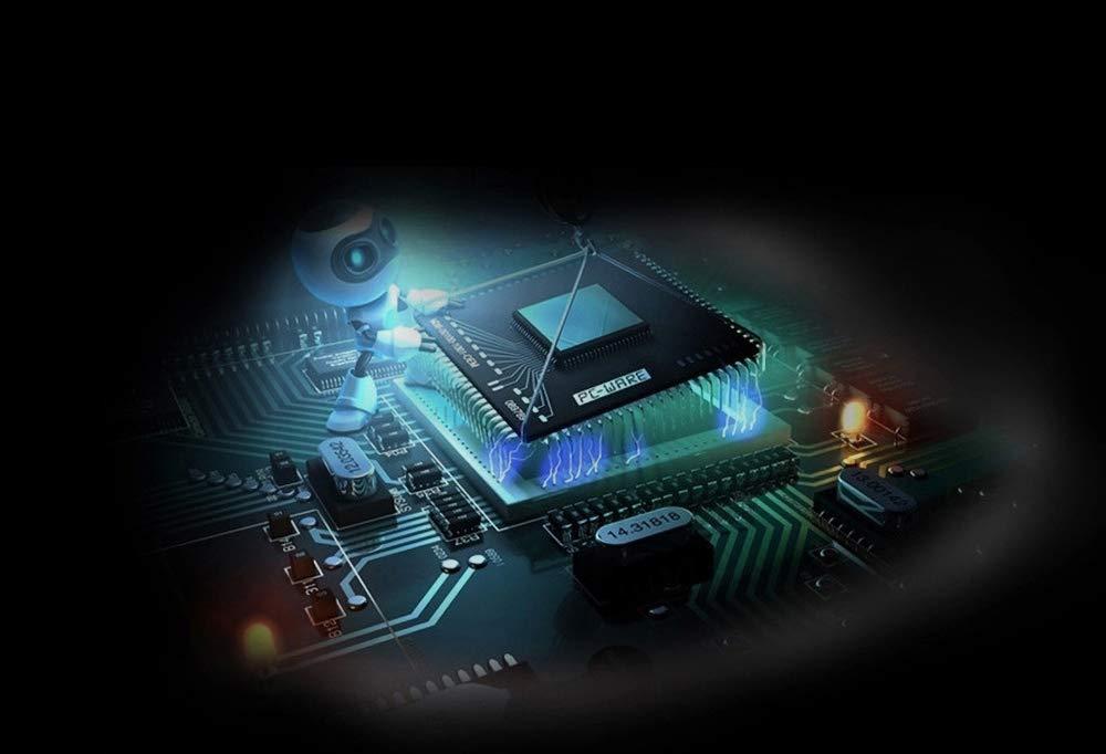 Interface audiovisuelle THINKMIC Cam/éra de recul Ligne de r/éf/érence de la Position de lobstacle Tous v/éhicules Park Assist for Cars 170 /° HD