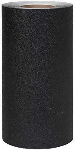 60' Track (Jessup 4200-12 Flex Track Coarse Grade Non-Slip Vinyl Tape (Black, 12-Inch by 60-Foot Roll))