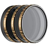 Deals on 3-Pack Polar Pro Cinema Series Shutter Collection Filters
