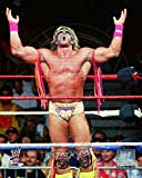 World Wrestling Entertainment Ultimate Warrior Action Photo 11 x 14in