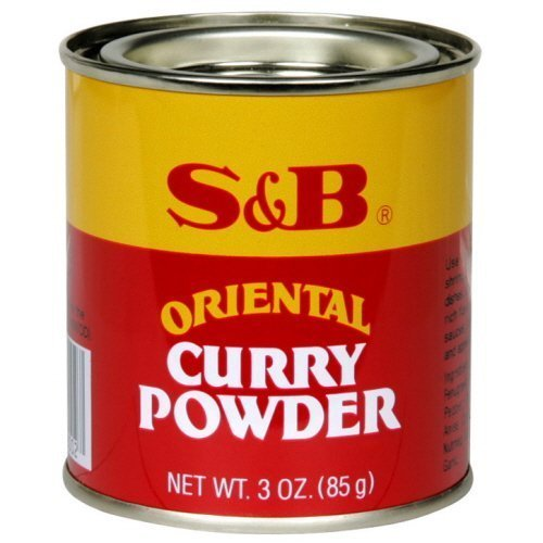 S&B Oriental Curry Powder