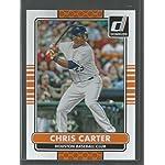 Baseball MLB 2015 Donruss #92 Chris Carter Astros