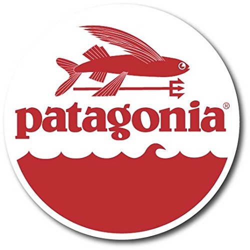 Compare price patagonia sticker decal on for Patagonia fish sticker