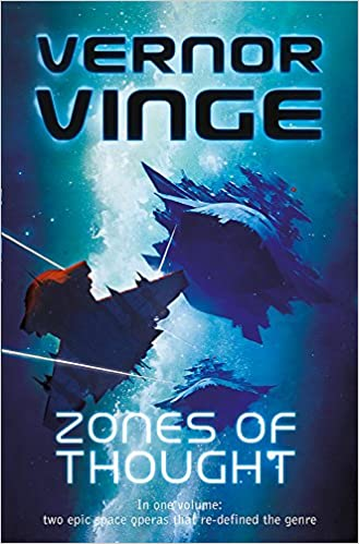 A Fire Upon the Deep (Zones of Thought, Book 1)