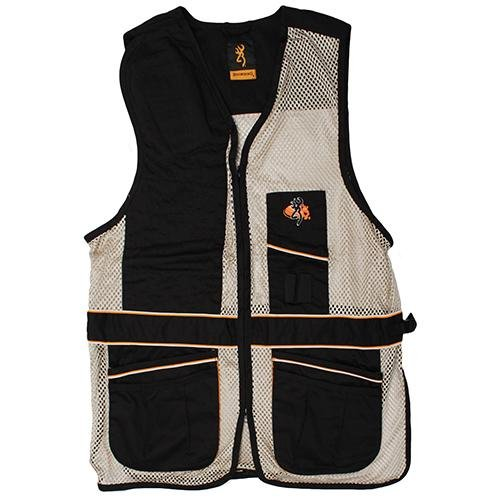 Browning Deluxe Shooting Vest - 1