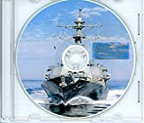 USS Carney DDG 64 Commissioning Program on CD 1996