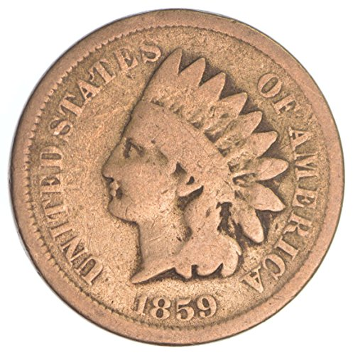 1859-us-indian-head-copper-nickel-penny-coin-penny-circulated