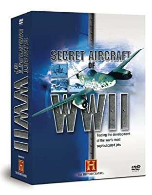 Secret Aircraft of World War 2