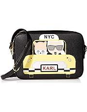 Karl Lagerfeld Paris Maybelle Karl Camera Crossbody