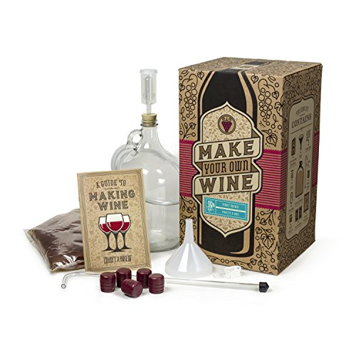 Craft a Brew Pinot Grigio Wine Making Kit (Dry Pinot)