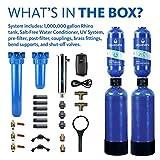 Aquasana Whole House Water Filter System w/ UV