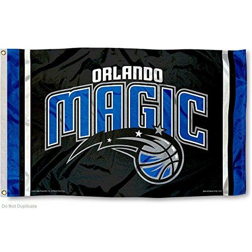 NBA Orlando Magic 3x5 Flag