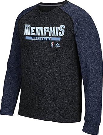 NBA Mens Cut /& Paste Climawarm Ultimate Crew Sweatshirt