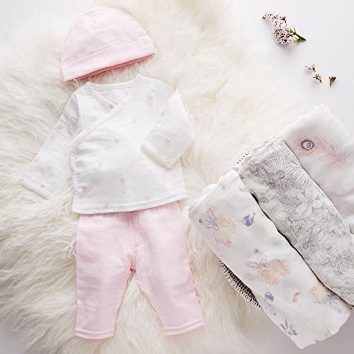 anais Baby Girls Sleepsuit 0-3 Monate aden