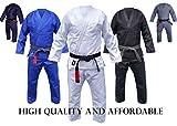 Your Jiu Jitsu Gear Brazilian Jiu Jitsu Premium Uniform With Free BJJ Belt