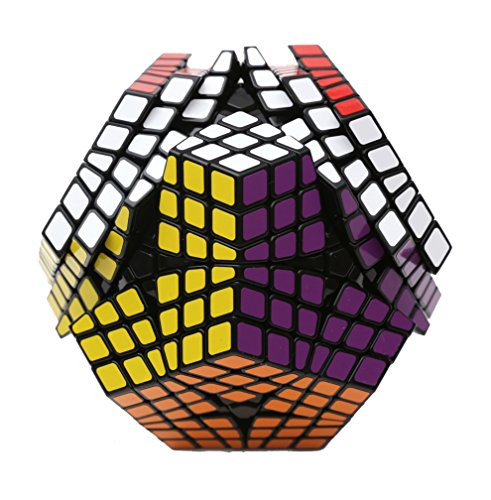 YJ Moyu 13x13x13 Speed Cube Puzzle Black - 9