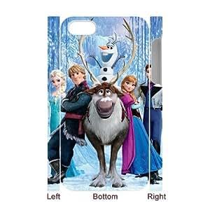 GTROCG Frozen Elsa Phone 3D Case For Iphone 4/4s [Pattern-6]
