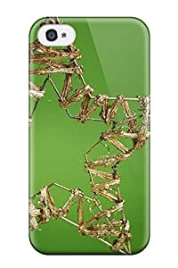 4745467K91832959 High-end Case Cover Protector For ipod touch 4(holiday Christmas)