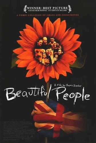 Charming PEOPLE (2000) Original Movie Poster 27x40 - Single-Sided - Charlotte Coleman - Julian Firth - Rosalind Ayres - Charles Kay