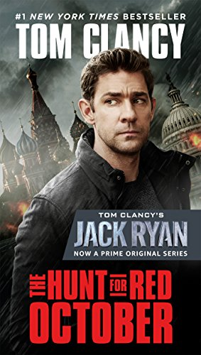 The Hunt for Red October (Jack Ryan Universe Book 1) by [Clancy, Tom]
