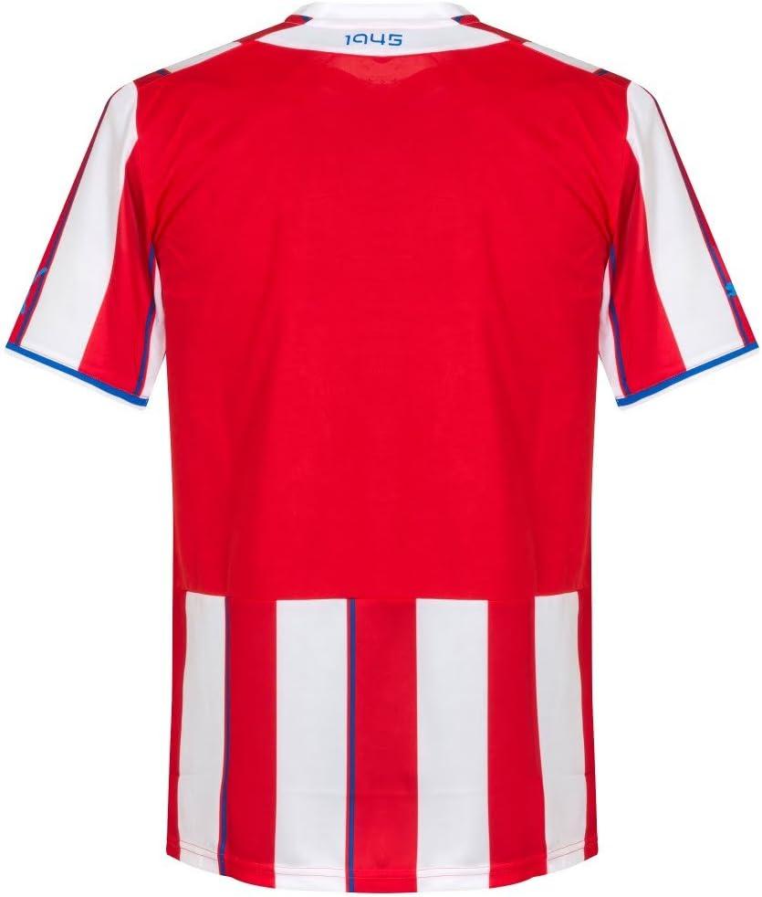 Red Star belgrado camiseta de la temporada 2013 2014, hombre, rojo ...