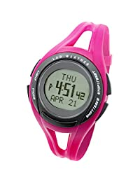 [LAD WEATHER] Running Master Chronograph with 100 Laps / Distance Pace Speed Calories Sports Wrist Watches