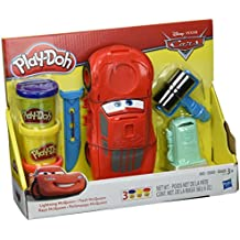 Play-Doh Disney Pixar Cars Lightning McQueen, Ages 3 and up (Amazon Exclusive)