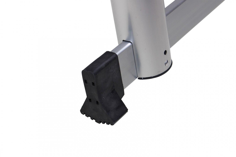 Craftfull alu teleskopleiter klappleiter cf a