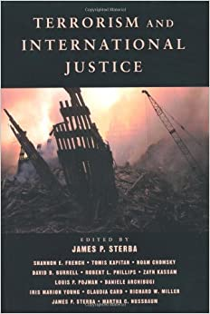 Book Terrorism and International Justice