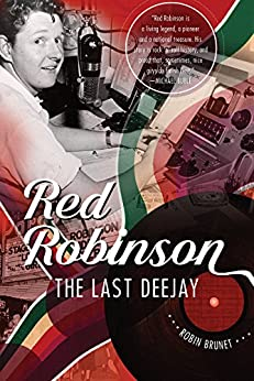 Red Robinson: The Last Deejay by [Brunet, Robin]