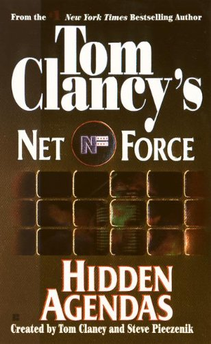 Amazon.com: Hidden Agendas (Tom Clancys Net Force, No. 2 ...