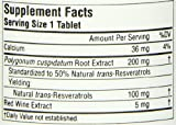 SOURCE NATURALS Resveratrol 100 Mg Tablet 120 Count Discount