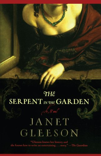 Book cover for The Serpent in the Garden